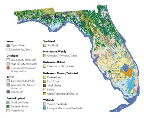 florida resources map accelerating a geospatial application using matlab