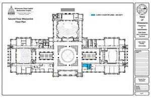 Floor Plane Future Occupancy Floor Plans Minnesota Capitol Restoration