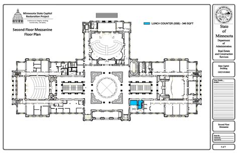 Floor Plans With Photos - future occupancy floor plans minnesota capitol restoration