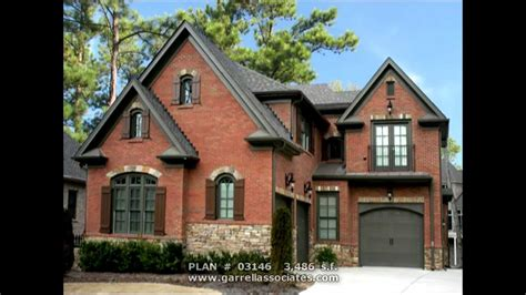 Normandy House Plans by Normandy House Plan House Design Plans