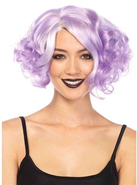 Curly Bob Wig by Curly Bob Wig Costume And Wigs