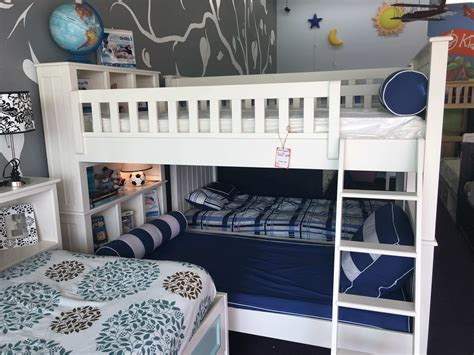 bunk bed with bookcase cground bookcase bunk bed kids furniture in los angeles