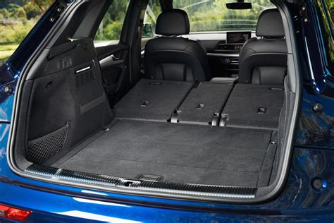 cargo space audi q5 2017 audi q5 now on sale in australia from 65 900