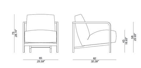 Armchair Dimensions by Armchairs Gilda