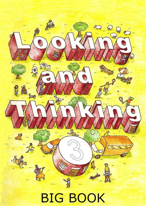 thinking in pictures book looking and thinking big book 3 learning materials ltd