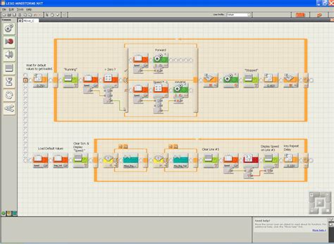 tutorial for programming the lego mindstorms nxt software engineering how do i implement a programming