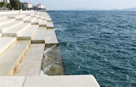 sea organ incredible sea organ uses ocean waves to make beautiful