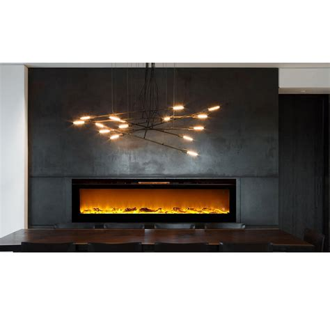 Recessed Electric Fireplace Regal 60 Astoria Wall Mounted Electric Fireplace