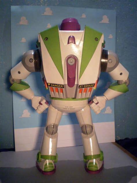 Buzz Lightyear Papercraft - story buzz lightyear paper craft gadgetsin