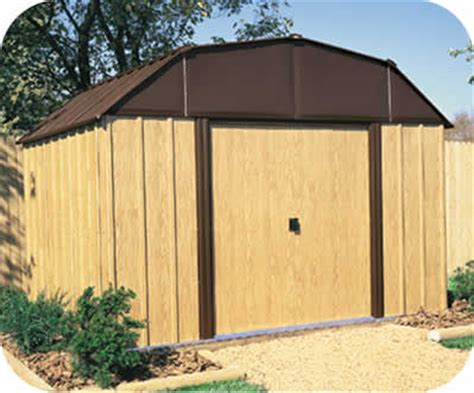 Arrow Shed 10x14 by Wood Sheds Wooden Storage Shed Kits