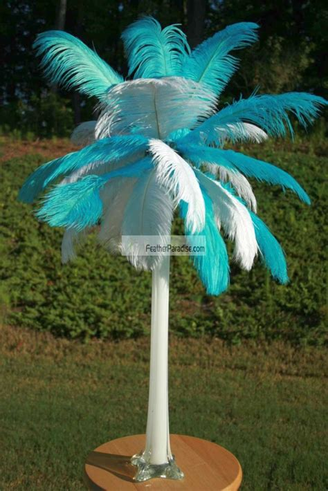 ostrich feather centerpieces for sale wholesale mix sorted color ostrich feather centerpieces 6