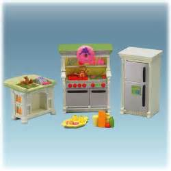 fisher price loving family dollhouse furniture kitchen
