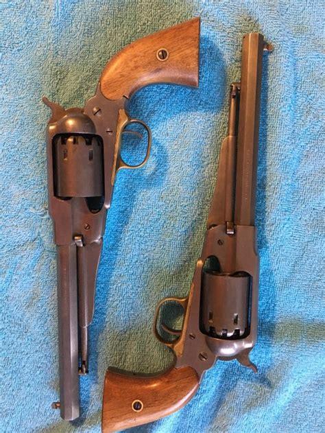 pietta  remington blackpowder revolvers holsters