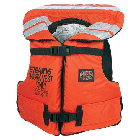 comfortable life jackets stearns quot work master quot work life jacket west marine