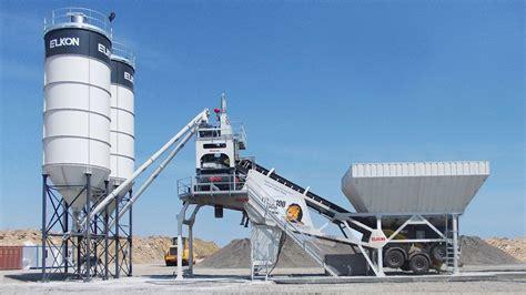 mobile master mobile master 100 elkon plantas de concreto