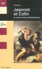 Resume Du Livre Jeannot Et Colin De Voltaire by Jeannot Et Colin Voltaire