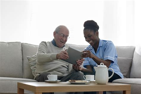 at home care for elderly senior home health care services