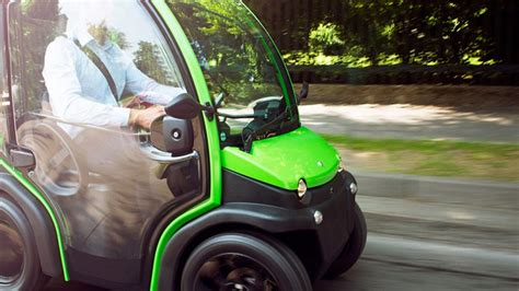 Girasole Electric Car by What Happened To The Electric Car Our World