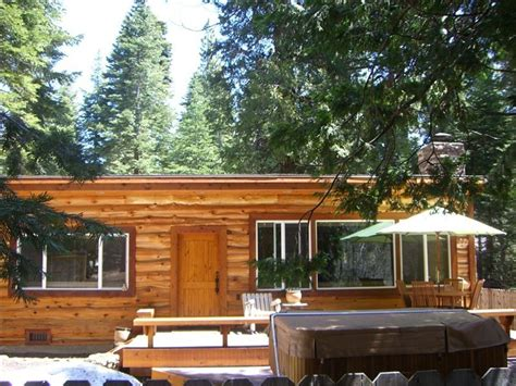 1 Stay In Log Cabin With Tub luxury log cabin with new tub and great vrbo