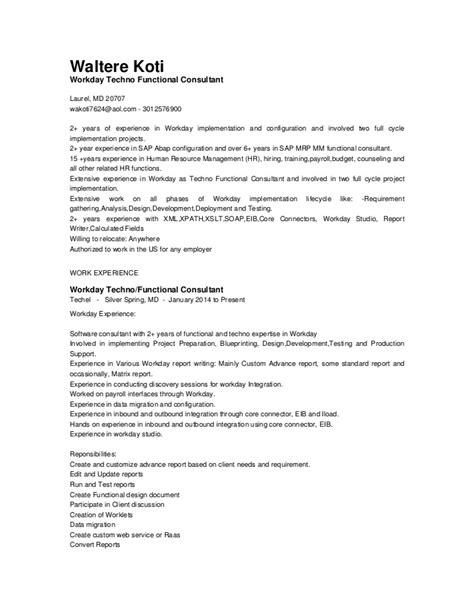 workday resume workdayresume top 8 pre sales engineer