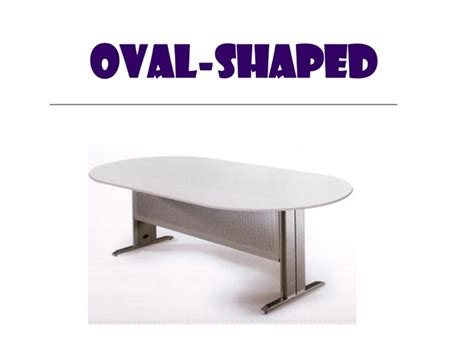 Oval Shaped Meeting Table Conference Table Singapore Rectangle Oval Boat Shape