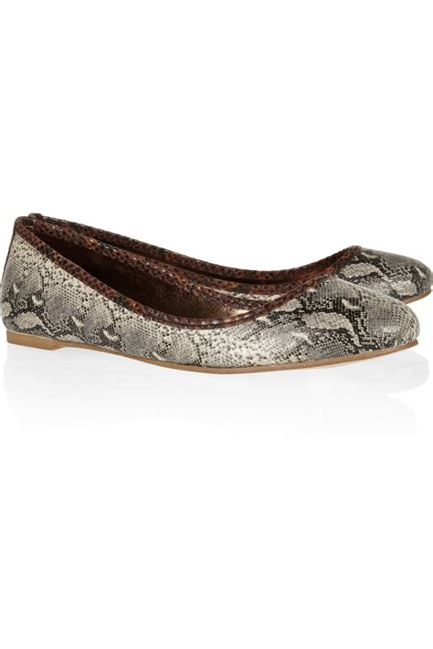 Twelfth St By Cynthia Vincent Snakeskin Shoes by Twelfth Cynthia Vincent Snakeprint Leather