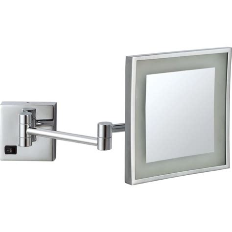 beautiful make up wall mount bathroom mirror square 25 best ideas about contemporary makeup mirrors on