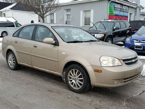 2005 chevrolet optra ls 2005 chevrolet optra ls brton ontario used car for
