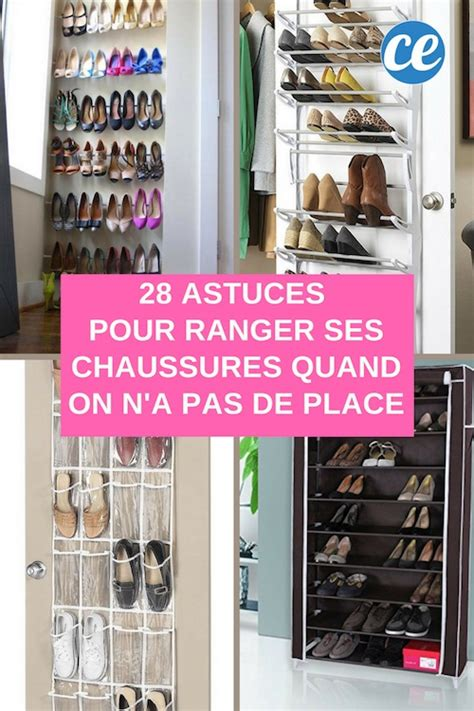 Comment Ranger Des Chaussures by 28 Astuces G 233 Niales Pour Ranger Ses Chaussures Quand On N