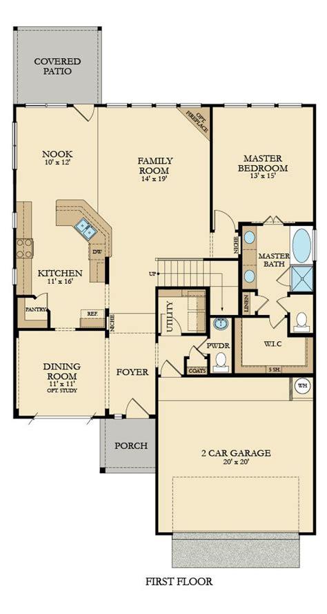 Terrazzo Floor Plan Lennar
