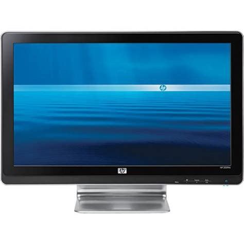 Hp Hewlett Packard 20 C301l hp 2009m 20 quot 16 9 hd ready widescreen lcd fv583aa aba b h