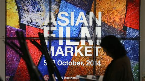 china film market 2014 busan asian film market kicks off with record attendance