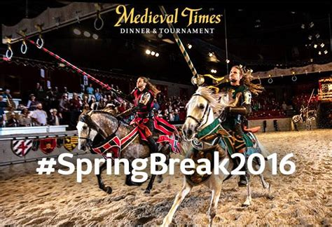 medieval times dinner tournament toronto exclusive