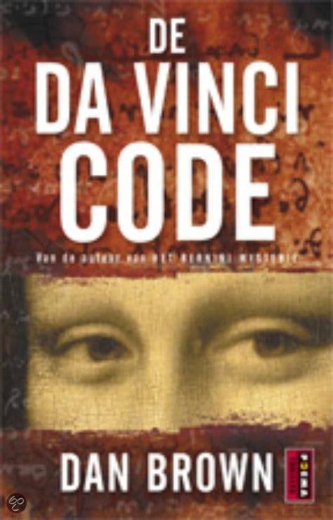 The Da Vinci Code Dan Brown Berkualitas bol de da vinci code dan brown 9789021008035 boeken