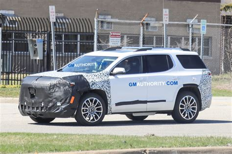 Gmc New Models 2020 by 2020 Gmc Acadia Pictures Photos Gm Authority