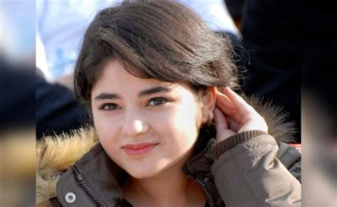 Dangal's Zaira Wasim Trolled. 'What Are We Coming To,' Tweets Omar Abdullah