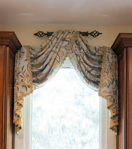 Tulle Valance Custom Made Valance Window Treatments Window Treatments
