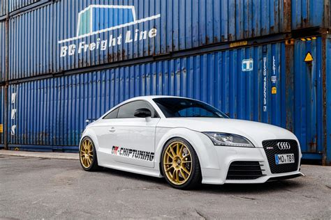 Audi Tt Chip Tuning by Audi Tt Rs Plus Tuned To 453 Hp By Ok Chiptuning