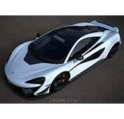 Virtual Tuning Tricked Out McLaren 570S  Motorward