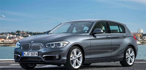 bmw 1 india bmw quietly launches the facelifted for 2016 1 series in