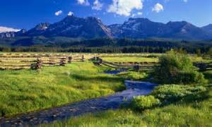 Bed And Breakfast Idaho Sawtooth National Recreation Area Snra Alltrips