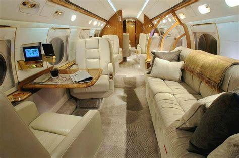 private jet interiors luxury living best private jet interior designs