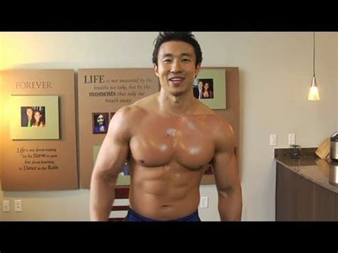 mike chang is a professional weight lifter and a personal
