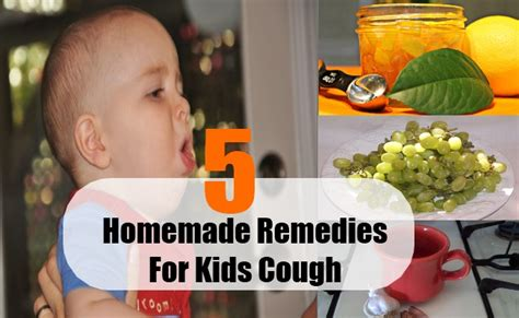 5 remedies for cough treatments