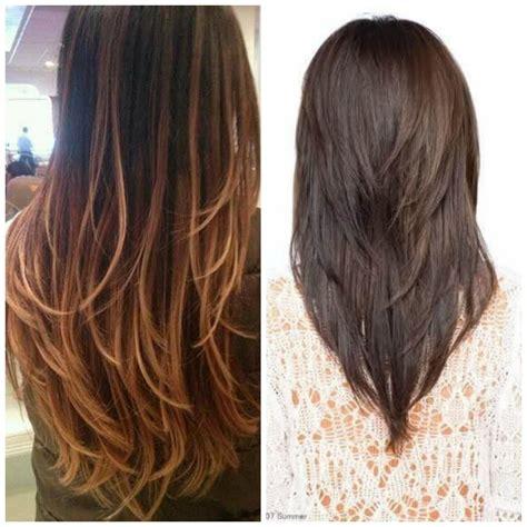 corte de cabello en capas resultado de imagen para cortes de cabello en capas largas