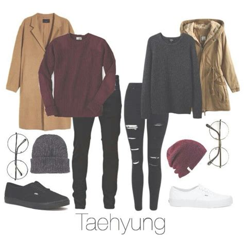 Tattoo Nightmares Wear Same Clothes | taehyung inspired absolutely yes outifts pinterest