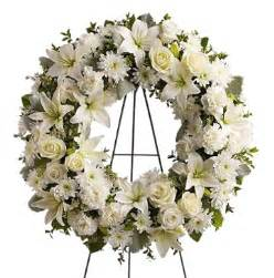 Condolence Gift Baskets Serenity Funeral Flowers Wreath 1 800 Florals Flower Delivery