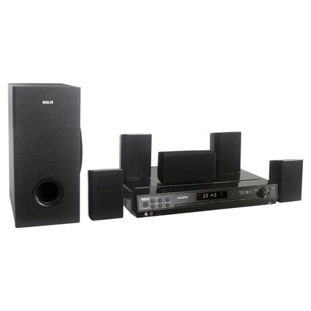 rca rt2911 1000 watt home theater system walmart