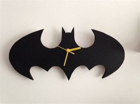 Boys Bedroom Paint Ideas batman wall clock 4 steps with pictures