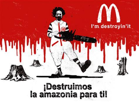 la cadena de comida rápida mcdonalds con coca cola razones para no comer en mcdonalds geek re evolucionario